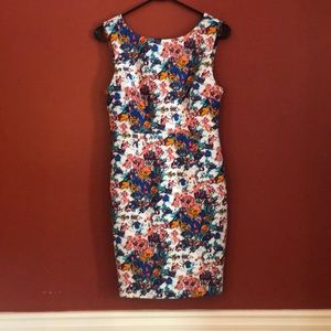 Plenty Dresses by Tracy Reese multi color dress